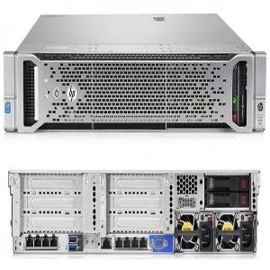 HP ProLiant DL380 Gen9 back