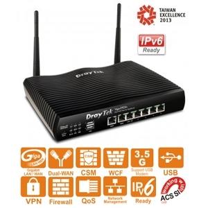 Vigor 2925n Router Dual WAN