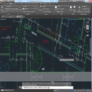 AutoCAD Smart Dimensioning