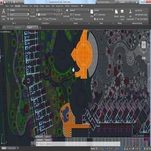 AutoCAD Stunning Visual Experience