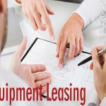 Equipment leasing service
