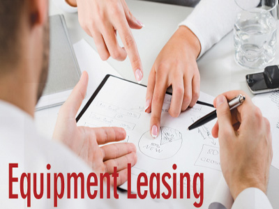 Equipments leasing service