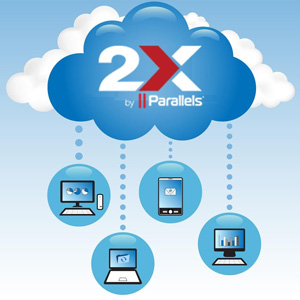 2X private cloud