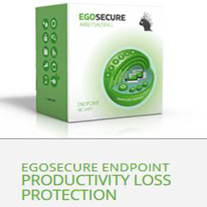 EgoSecure endpoint productivity loss protection