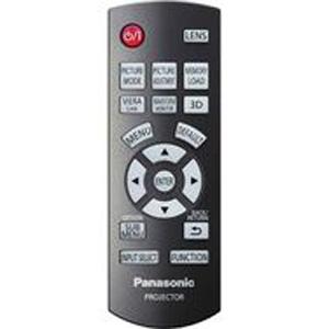 Panasonic projector remote