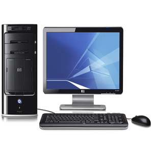 HP PC Desktop