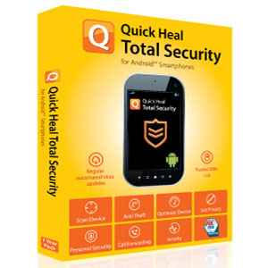 Quick Heal total security for Android Vietnam