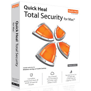 Quick Heal total security for Mac OS Vietnam