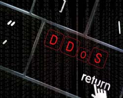 DDoS detection and attack