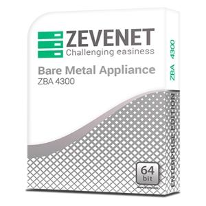 Zevenet load balancer Bare Metal appliance ZBA 4300