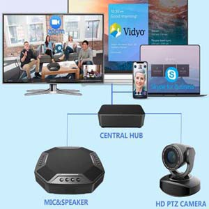 Video conference room kit