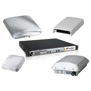 Ruckus Wireless Access Point Indoor Outdoor