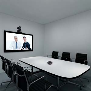 Small video conference room solution