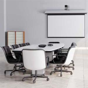 Training video conference room solution